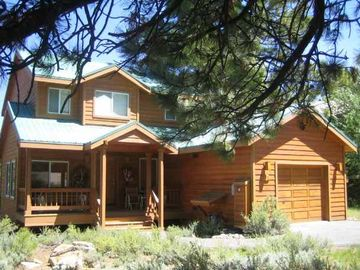 3BR Gem. Bright. Fresh. Panoramic View. Hike Out Back. 5 min to Vill