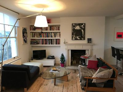 Photo for Design & Chic 2bed in Ladbroke Grove/Notting Hill