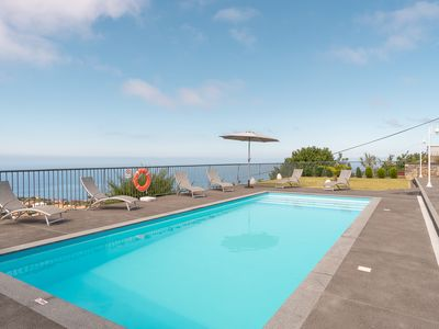 Photo for Villa Panoramic II- Wonderful view with heated pool (new)