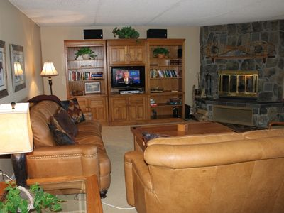 Photo for Large 3 Bedroom condo located on gorgeous Lake Dillon with covered parking