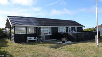 Photo for Lovingly designed holiday home on a beautiful natural plot near the beach