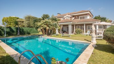 Photo for R60 Magnificent house with pool and garden 800m from the Calafell beach