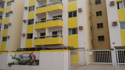 Photo for Cond, with pool / lift apt with air conditioned gourmet balcony, 24 992170648