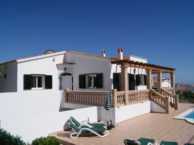Photo for Modern villa, great location, private pool, free WiFi, air con.