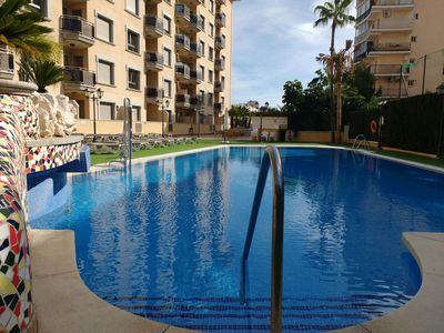 Photo for Apartment in Mediterráneo Real Los Boliches, Fuengirola