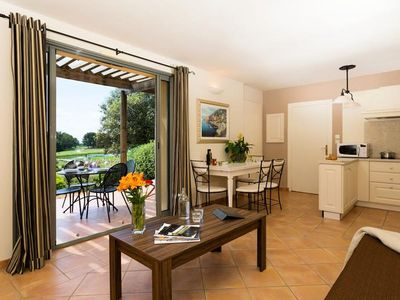 Photo for Residence Provence Country Club **** - Studio 2 people