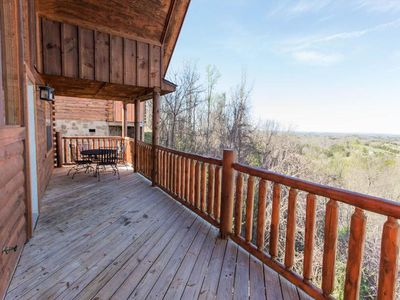 Photo for 6 Bedroom Panoramic Views of the Smoky Mountains