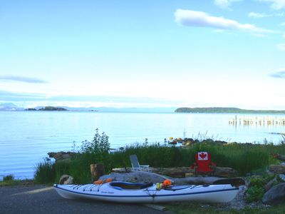 Photo for Spectacular casual Walk-On Waterfront with easy kayak and canoe access