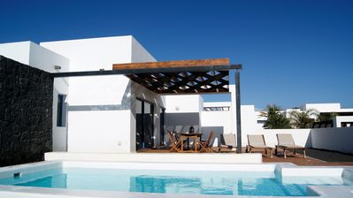 Photo for Villa Bellavista C8 with private heated pool, wifi, Air-Conditioning .... etc.