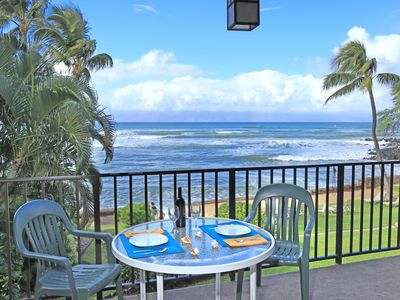 Photo for End of Summer Specials Beautiful Sunsets From Your Private Lanai!!