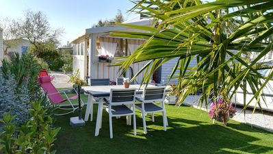 Photo for Little corner of paradise 300 meters from the beach