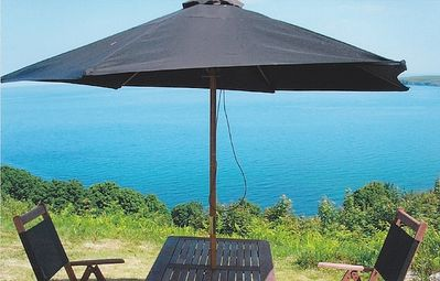 Photo for Pretty Bungalow Set In 6 Acres With Panoramic Sea Views Over Cardigan Bay