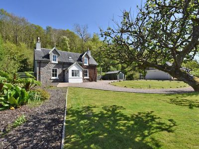 Photo for Luxury highland retreat in Fort William, idea for couples