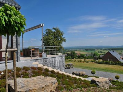 New Bungalow, luxuriously arranged with a breathtaking view on the Somme valley.    Select: Sauna an