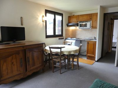 Photo for Parnasse 305 - Apartment 6 people on the slopes