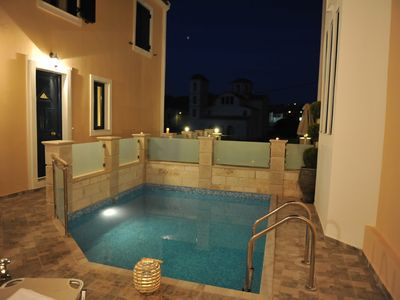 Photo for Two floor villa with garden & swimming pool