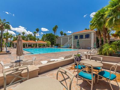 Photo for Luxury Resort Home In Val Vista Lakes (Beach Pool)