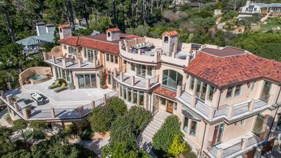 Most Spectacular Estate In Pebble