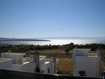 View from Villa 16