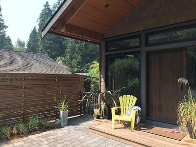 Photo for Architect /Designer Home - Ocean & Forest Views & Access