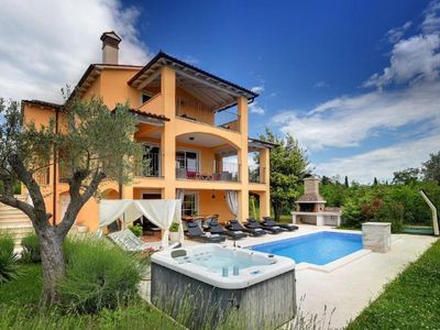 Photo for Holiday house Rakalj for 8 - 10 persons with 4 bedrooms - Holiday house