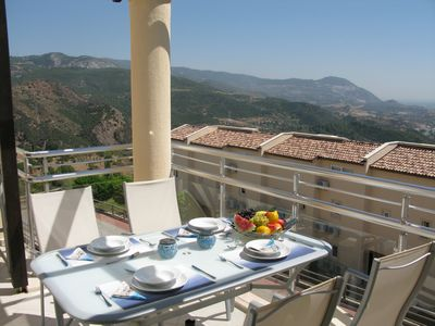 Photo for Luxury 2 Bedroom Penthouse Apartment With 2 Private Terraces And Superb View