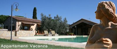 Photo for Holiday Apartments in the countryside just 3 km from the sea