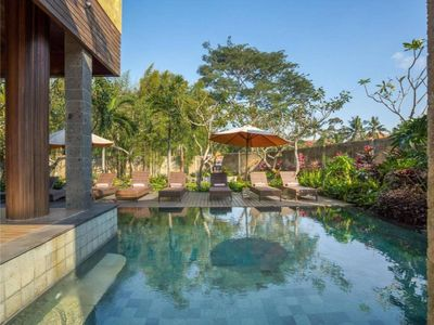 Photo for Secluded Villa in outskirts of Ubud