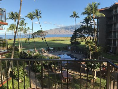 Photo for Upgraded condo with beautiful view of Maalaea Bay. $145/night 4/19 to 12/31/2020