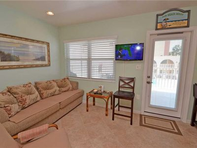 Photo for Sea Rocket 27 2nd Floor Efficiency Free WIFI NEW LISTING Beautiful Upgraded Unit!