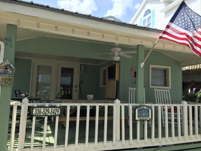 Photo for Small Families Wanted! JULY 4TH-18TH Is now open! 3BR 2BATH 150 STEPS TO BEACH!