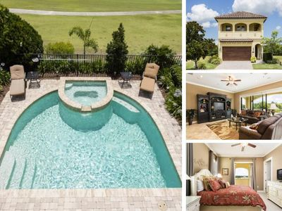 Photo for 4 Bedroom Home With Private Pool On Reunion