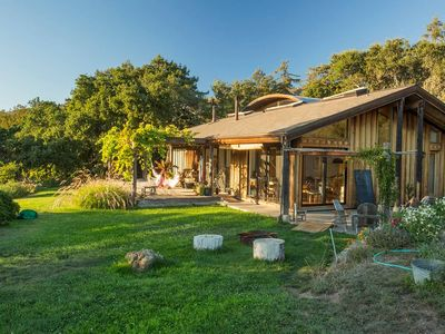 Photo for Big Sur Ecomodern Farmstead overlooking the Pacific Ocean