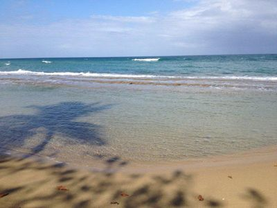 We have the only tide pool in Rincon-terrific for your small children