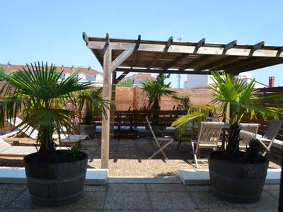 Photo for IN VILLA SUPERB DUPLEX 4 CH 8 PERS TERRASSE ARBOREE AND PARKING