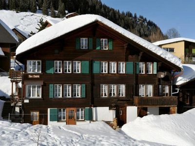 Photo for Holiday apartment Mürren for 2 - 4 persons with 1 bedroom - Holiday apartment