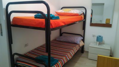 Photo for Twin bed room for 2 people