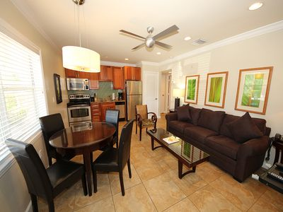 Photo for Beach Club at AMI #6/7: 1 BR + STUDIO / 2 BA Resort on AMI by RVA Sleeps 6
