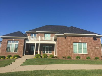 Photo for New ('15) centrally located new 6400+ sq ft + 6 bedrooms w/ 5 full bathroom