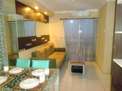 Photo for Cozy 3BR Apt Tangerang Center - GWR3005