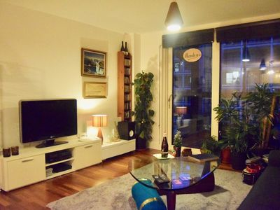 Photo for Spacious 1 Bedroom Flat With Covered Balcony