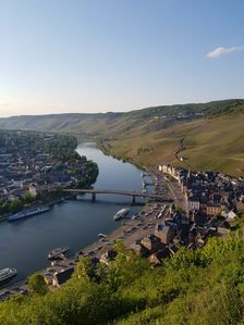 Photo for Cottage directly on the Moselle
