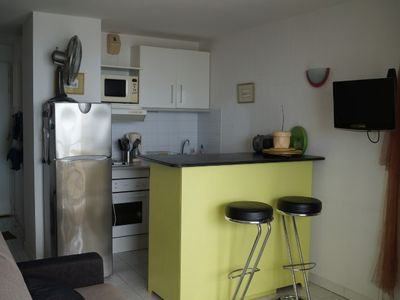 Photo for T2, 4 people, SAVANNA BEACH residence336h