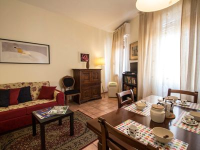 Photo for Apartment in the center of Florence with Lift, Internet, Washing machine, Air conditioning (117831)