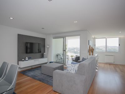 Photo for Liiiving in Porto | Luxury River View Apartment V