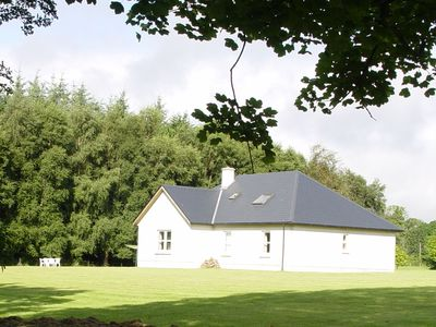 Photo for This beautiful house is situated on the shore of Lough Derg lake