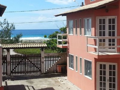 Photo for Oceanfront, Cabo Frio for 6 people