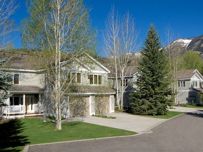 Teton Pines Townhome Collection by JHRL