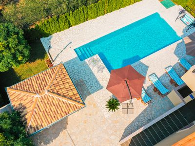 Photo for *NEW ZADAR CENTER* Villa with large private pool & sauna, gym