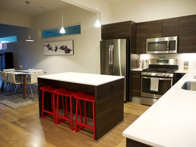 Photo for *BEAUTIFUL VIEW* Downtown 3/3.5 Townhome Close To EVERYTHING!